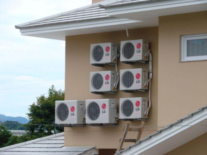 Instalação de Ar Condicionado na Zona Norte