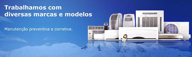 Instalação de Ar Condicionado Cantareira Zona Norte - SP